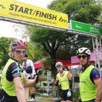 「バイクナビグランプリ 第15回ツールド新城」に出展