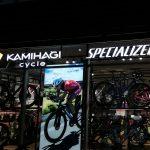 カミハギサイクル名城店、スペシャライズド専門店だよ