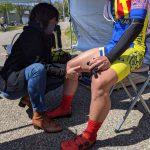 4/10(土)バイクナビグランプリ・モリコロパーク に出展しました